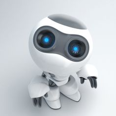 cute robot - Google Search #interesting Hashtags: #MajesticVision #Android
