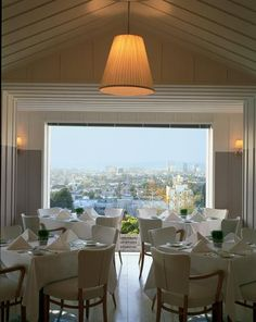 Amazing view over Los Angeles, #California from The Mondrian 5 star #hotel #ebookers