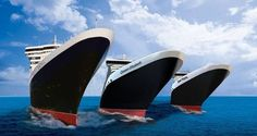 Cunard has announced their 2015 World Voyages, and, similar to 2014, all three Cunard ships will be circumnavigating the globe in 2015. The 2015 voyages marks Cunard's 175th anniversary of world cruises, and, special events are planned to celebrate this milestone.