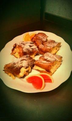 Karpatka French Toast, Breakfast, Food, Meal, Eten, Meals, Morning Breakfast