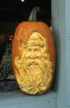 Creative Pumpkin Carving - The Gardening Cook