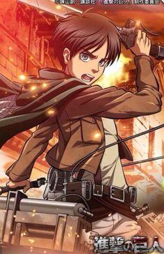 Eren Jaeger | Shingeki no Kyojin / Attack on Titan / Ataque de los Titanes #SnK #Anime