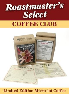 Coffee Club: Roastmaster's Select – Thanksgiving Coffee Company Online Store