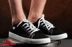 Преодолевай препятствия на своем пути вместе с Las Espadrillas. Черные кежуал кеды на  http://lasespadrillas.com всего 499грн. #buy #shoes #footwear #style #woman #sneakers #keds #converse #Обувь #стиль #journal #vans #look #like #madeinukraine #hypebeast #sneakerfreaker #sneakernews #goodlook #кеды #стиль #бренд #обувь #магазин