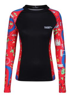 If marathon training gives you the chills, snuggle into our eye-catching London base layer with feature sleeves and side panels detailing icons like the Shard, Cutty Sark, the the finish line at B Running Humor, Running Tips, Runner Problems, London Marathon, Running Costumes, The Shard, Half Marathon Training, Run Disney, Cold Day