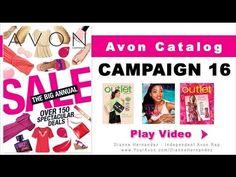 http://www.GoHereToShop.com -  Avon Catalog Campaign 16 . The Avon Catalog Campaign 16 is out! Checkout the latest sales & deals here!