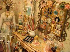 Miniatures by Sandra