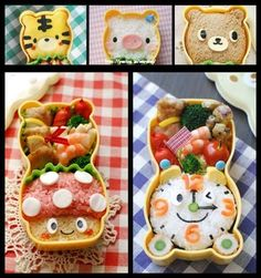 lunch box, how to use