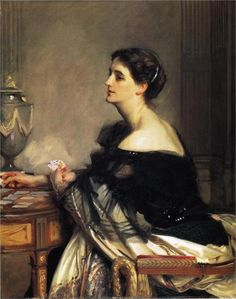 Lady Eden, 1906  John Singer Sargent