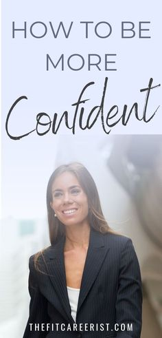 The good news is, there is a way to take control of your self-confidence. Here are 10 strategies on how to be confident in any area of your life. Improve Confidence, Self Confidence Tips, Building Self Esteem, Confidence Building, Success Mantra, Healthy Lifestyle Habits, Personal Development Books, Business Women, Business Tips