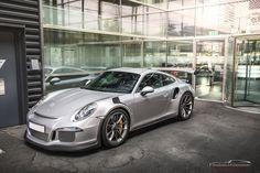 Porsche 911 GT3 RS in GT Silver