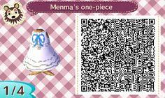 Meiko Honma's One-Piece | QRCrossing.com
