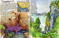 Memories of the Oregon Coast by rightside/Lisa Cheney-Jorgensen, via Flickr