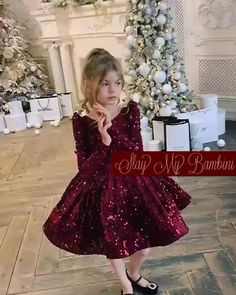 Baby Girl Dresses Diy, Baby Girl Christmas Dresses, Girls Dresses Sewing, Girls Pageant Dresses, Baby Dress, Flower Girl Dresses, Kids Dress Wear, Kids Gown, Kids Dress Collection