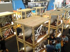 Feria Unibike 2015, MMR bikes by CajaEco® Drafting Desk, Bike, Furniture, Home Decor, Exhibitions, Bicycle, Decoration Home, Room Decor, Bicycles