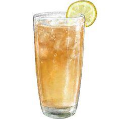Coconut Iced Tea