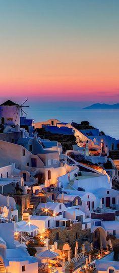 Santoríni, Greece