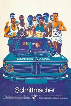 Vintage BMW Print Marketing « Airows