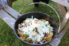 How to Cook Beef Stroganoff in A Dutch Oven