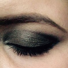 Fifty shades of gray Follow my makeup Instagram: @spasticsparkmakeup