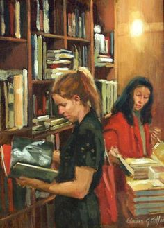 Reading and Art - Elaine G. Coffee