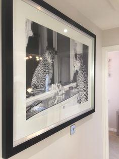 Cheetah art photography black and white