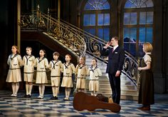 The Sound of Music. UK tour.