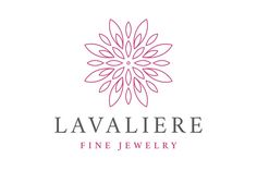 Lavaliere Jewelry Logo Template by J Studio on @creativemarket                                                                                                                                                                                 More