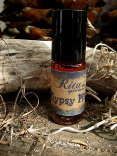 Rita's Gypsy Heart Hand Brewed Ritual Oil  by RitaSpiritualGoods, $8.18