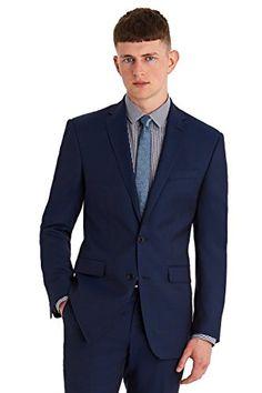 Ben Sherman Men's Royal Blue Jacket