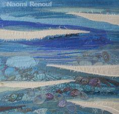 Textile Seascapes 2014 Naomi Renouf