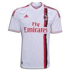 858c1fb88 AC Milan (Italy) - 2011 2012 Adidas Away Shirt Ac Milan Champions League