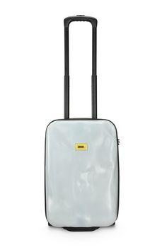 Crash Baggage 2-Wheel Cabin Suitcase-Arctic White | CB2WCB-Arctic White | £151.80