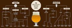 the Belgian beer guide