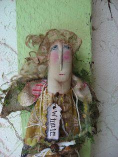 Winnie Fey by Baggaraggs on Etsy.