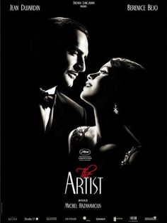 The Artist (2011) Written & Directed by Michel Hazanavicius, Starring Jean Dujardin, Bérénice Bejo, John Goodman, James Cromwell, ..
