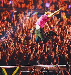 see a coldplay show. you won't regret it.