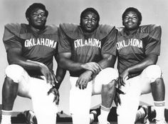 Lucious, Dewey, and Lee Roy Selmon
