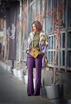 fashion trend color ultra violet