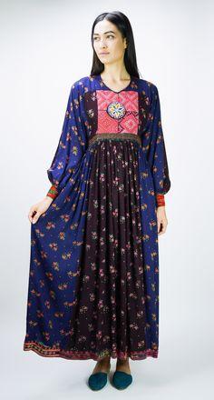 Vintage Afghanistan Tribal Dress — Prism of Threads