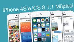 iOS 8.1.1 Güncellemesi Yayınlandı