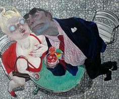 Blue Eyes Enrico Robusti   Alex Solodov Contemporary Art