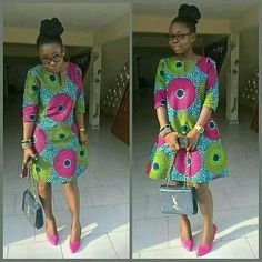 African women's clothing, african dress, dashiki , women's dashiki dress, women's African clothing - Brenda O. African Print Dresses, African Fashion Dresses, African Dress, African Prints, Ankara Fashion, African Attire, African Wear, African Women, African Style
