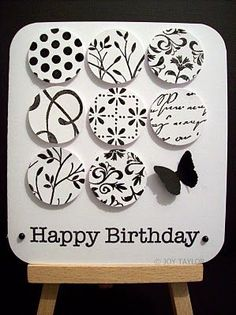 PIN IT FRIDAY FAVS: Cards from My MUST MAKE Board* Pinned from KT Hom Designs Blog