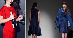 Die schönsten Partykleider für kalte Tage #News #Fashion