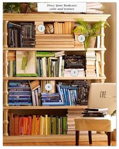 How to Dress Your Bookcase 4 of 4