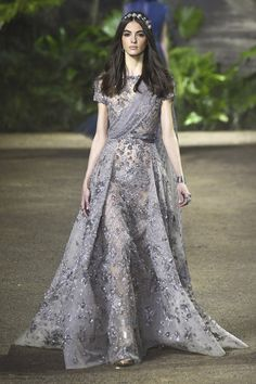 Scarlet Bindi - South Asian Fashion Blog by Neha Oberoi: HAUTE COUTURE 2016: ELIE SAAB