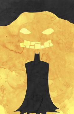 Batman vs Clayface - William Henry