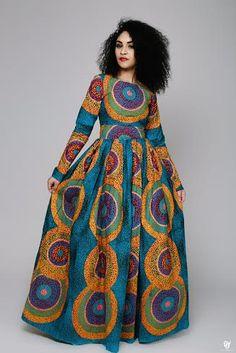 ~ DKK~ Join us for Latest African fashion* Ankara* kitenge* African women dresses* Bazin* African prints* African men's fashion* Nigerian style* Ghanaian fashion African Print Dresses, African Dresses For Women, African Wear, African Attire, African Fashion Dresses, African Prints, African Women, African Style, Ankara Fashion