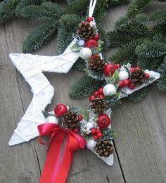 Vánoční hvězdička / Zboží prodejce Silene | Fler.cz #christmas #christmascrafts #christmastime
